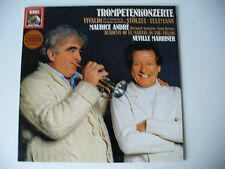 Maurice Andre TRUMPET CONCERTOS Neville Marriner academy of St Martin in the (15)