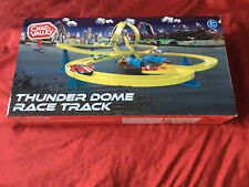 CHAD VALLEY THUNDER DOME RACE TRACK SET 6.5M COMPLETE BOXED 2 CARS