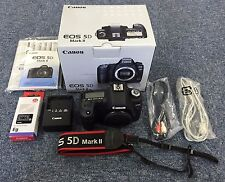 EOS Canon 5D MarkⅡ 2 Mark II Shutter Count 24,000 21.1 MP BODY ONLY