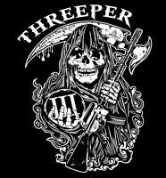 Threeper Shirt - 3% er - Three Percenter - Gun Shirt - Molon Labe - Don't Tread