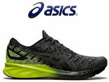 New asics Running Shoes DYNABLAST 1011A819 Black Lime Zest