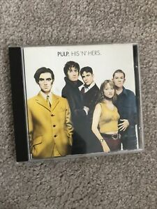 Pulp – His 'N' Hers CD