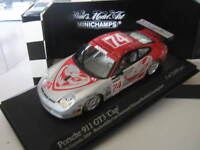 1:43 Porsche 911GT3 24 hrs. Daytona 2004 MINICHAMPS 400046274 1 of 3600 OVP NEW