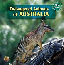 Endangered Animals of Australia Save Earth's Animals! Paperback