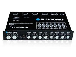 Blaupunkt CEBP870 Half-Din Size Car Audio 7-Band Digital EQ/Equalizer