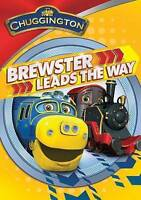 BRAND NEW & SEALED Chuggington: Brewster Leads the Way (DVD, 2014)