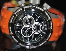 Invicta 20447 Men's Reserve 50mm Bolt Swiss Quartz Silicone Strap Watch