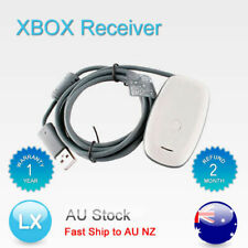 PC Windows Win7 Wireless Gaming USB Receiver Adapter For Xbox 360 Controller AU