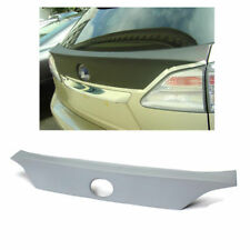 Rear Trunk Spoiler Middle Wing Factory Unpainted PU For Lexus 10-15 RX350 RX450