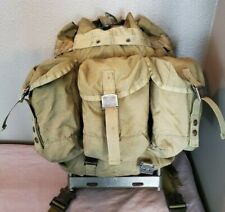 U S Military Alice Pack With External Frame Medium