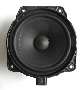 Genuine MINI Harman Kardon Midrange Speaker Woofer for R56 R55 R57 R58 - 9194841