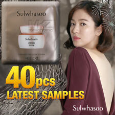 Sulwhasoo Luminature Glow Cream 40pcs Moist Bright All Day Amore Pacific Latest