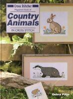 "Cross Stitcher"" Magazine's Book of Country Animals in Cross Stitch (""Cross Sti"