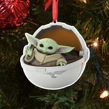 Cute Baby Yoda Christmas Christmas Ornament