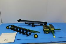 John Deere Belted Elevator, Mold Board Plow and Row Planter 1:16 Scale? Toys