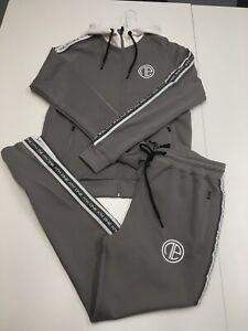 Mens One Athletic Poly Tracksuit Size Medium Sik Gym Silk King Sale Suit Jogsuit
