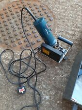 Bosch GUF 4-22A Professional Biscuit Jointer, inc Metal Case - hardly used. 240v
