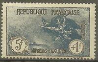 "FRANCE STAMP TIMBRE N°232 "" ORPHELINS LA MARSEILLAISE 5F+1F "" NEUF xx TTB B432"
