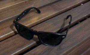 Gafas Wayfarer Rayban negras plegables RB4105