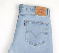 Levi's Strauss & Co Hommes 505 Jeans Jambe Droite Taille W36 L32 APZ1040