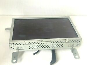2010 Ford Taurus Navigation Information Display Screen P: AG1T-10F839-AA OEM !