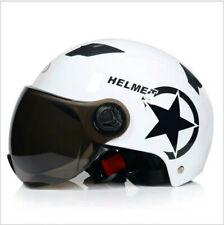 Harley helmet, motorcycle helmet, unisex,White