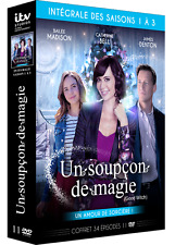 DVD UN SOUPCON DE MAGIE - INTEGRALE SAISON 1 A 3 NEUF