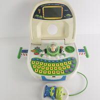 (READ DESC.) Vtech Toy Story 3 Buzz Lightyear Star Command Laptop Disney Pixar