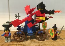 Lego System 6043 Dragon defender Chevaliers dragon catapulte