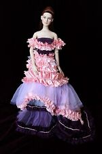 """Handmade dress/gown/outfit for Tonner Doll with Antoinette body 16"""" Cami/Jon/etc"""