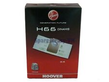HOOVER SX9750 SX9760 H66 MULTI ACTION PRO CANISTER VACUUM CLEANER BAGS GENUINE