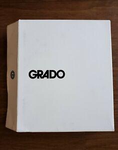 Grado Labs SR80e Prestige Series Over Ear Stereo Audio Headphones