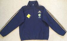Size / 10 / Womens Australia Cricket Training Travel Track Top Adidas Pre owned