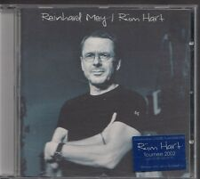 Reinhard Mey Rüm Hart Tournee 2002 CD Album W Ticket