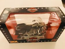 Maisto - Harley Davidson FLHR Road King - Model 1:18, Collectors ed boxed