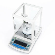 100 x 0.001 g 1 mg Lab Analytical Balance Digital Precision Scale U.S.Solid®