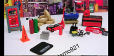 Mechanic Tools Set for your Garage Diorama1:24 (G) Scale New no box!