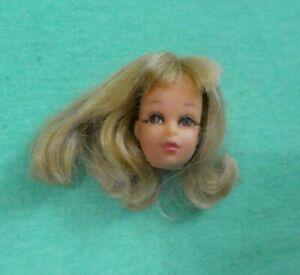 Vintage Barbie Francie  Doll - MOD Era 1130 Blonde Francie Doll Head