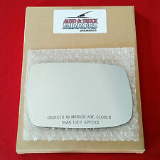 NEW Mirror Glass 00-04 SUBARU LEGACY OUTBACK Passenger Right Side RH