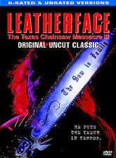 Leatherface: The Texas Chainsaw Massacre 3 (Dvd, 2003)