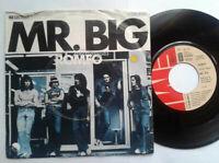 "Mr. Big / Romeo 7"" Vinyl Single 1977 mit Schutzhülle"