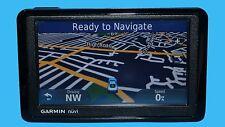GARMIN NUVI 1310 AUTOMATIVE GPS RECEIVER/ SATNAV - UK & ROI MAPS - 3321