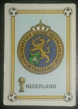 1978 PANINI ARGENTINA 78 ORIGINAL UNUSED HOLLAND NETHERLANDS BADGE 259
