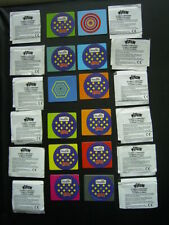 PASQUIER PITCH ~  SPINNERS SET OF 12 (E19)