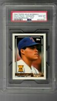 1992 Topps Baseball Gold Winners Cello Pack Ivan Rodriguez Top PSA 10 POP 2