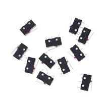 10Pcs Limit Switch 3 Pin N/O N/C 5A 250VAC KW11-3Z Micro Switch *IH