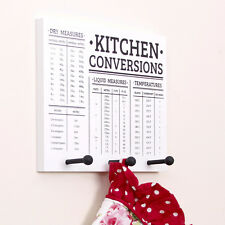 Wall Hooks/Holder/Rack/Tea Towel Hooks - KITCHEN CONVERSIONS