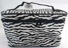 New Leopard Print Cosmetic Bag Storage MakeUp Bag Toiletry Bag Tavel Organizer