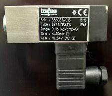 Trafag 8244.79.2310 Compact Block Pressure Transmitter