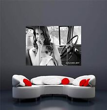 LANA DEL REY CAR SEAT MUSIC NEW GIANT WALL ART PRINT PICTURE POSTER OZ291